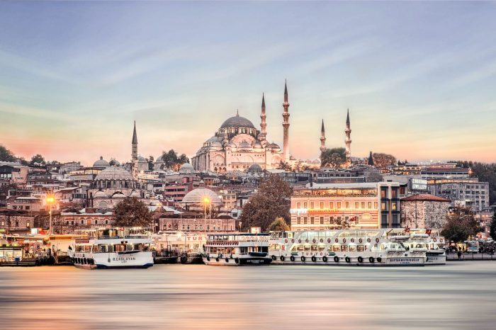 National Day Holiday – Istanbul