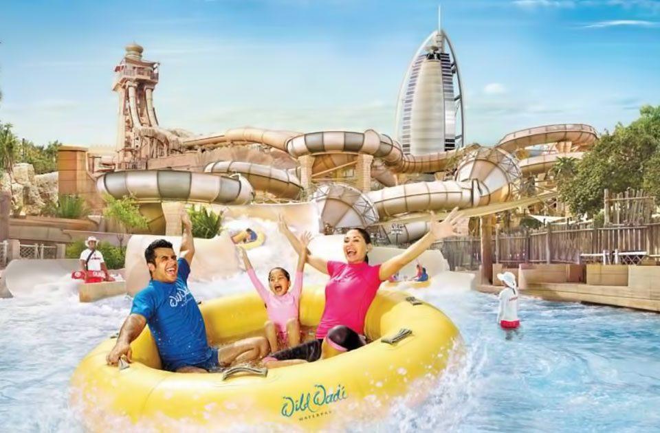 Wild Wadi Waterpark Dubai